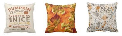Autumn Decorative Pillows