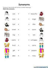 Language arts worksheets for preschool, kindergarden, 1st grade, 2nd grade, 3rd grade, 4th grade and 5th grade English Language Arts Ela Worksheets And Online Exercises