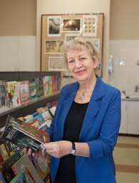 Profile: Lesley Reece AM – Shortlisted for the 2019 Literary Lions ...