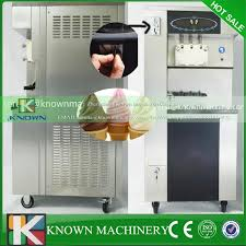 Self Service Ice Cream Vending Machine Adorable Factory Exclusive Supply Self Service Maunal Soft Ice Cream Vending