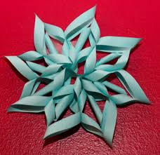 How To Make A 3d Snowflake 21 Awesome 3d Paper Snowflake Ideas Free Premium Templates
