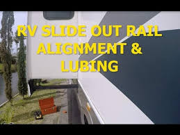 rv slide out rail alignment & lubing youtube keystone rv plumbing diagram at 2003 Sprinter 274rls Travel Trailer Wiring Diagram