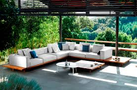 modern outdoor sectional. Modern Outdoor Sectional I