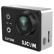 <b>SJ7</b> STAR - Металический корпус разрешение 4K <b>экшн</b>-<b>камера</b>