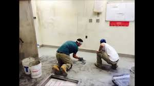 Commercial Kitchen Flooring Retirement Community Commercial Kitchen Flooring Youtube
