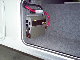 how to do just about anything in an rv how to 6 installing an xpower 1200 watt inverter