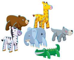 <b>Набор</b> пазлов <b>Десятое королевство Зоопарк</b> (01345) — купить по ...