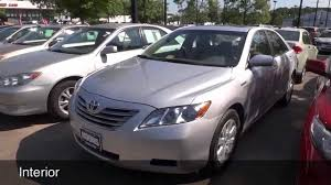 2009 Toyota Camry Hybrid: Review - YouTube