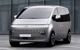 2021 Hyundai Staria - Hintergrundbilder und Wallpaper in HD