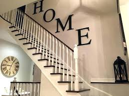 stairwell wall decor stair wall decorating ideas best staircase wall decor ideas on stair wall decor