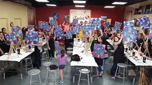painting with a twist 2271a hylan blvd staten island ny arts crafts supplies mapquest