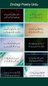 Zindagi Poetry Urdu For Android Apk Download
