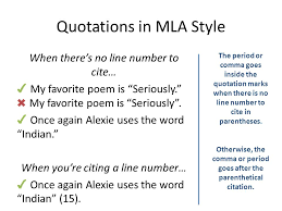 mla poem citation