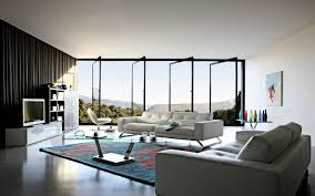Huge Living Room Minimal Living Room With Huge Windows 2880x1800 Rebrncom