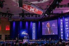 CPAC to be held in person at Florida ...