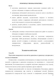 методичка практика нпо курс пм для см 9 10 ПРОИЗВОДСТВЕННАЯ ПРАКТИКА