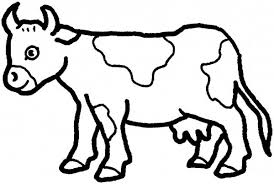 Small Picture Impressive Cow Coloring Pages Top Child Colori 1374 Unknown