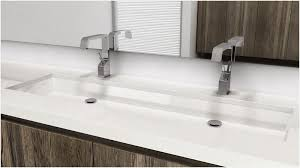 undermount trough bathroom sink with two faucets undermount trough bathroom sink with two faucets fresh help