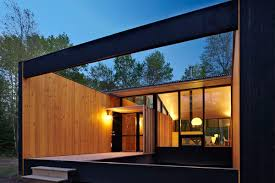 Dwell Modern House Plans   Avcconsulting us    Modern Prefab Cottage Homes on dwell modern house plans