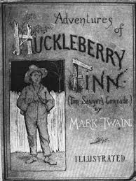 a crudely drawn penis almost derailed huckleberry finn mental floss the illustrated first edition of huck finn