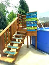 pool towel racks rack outdoor hooks above ground entry deck with plans pool towel racks rack free standing plans diy outdoor