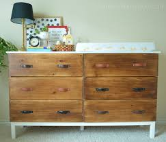 tarva dresser ikea. Ikea Tarva Hack With Leather Pulls By Gabrielle Fabunmi Dresser V