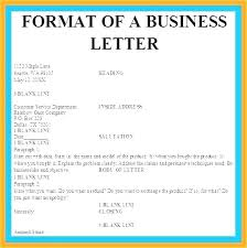 Formatting Business Letter Business Letters And Business Emails Piazzola Co