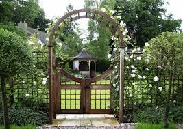 garden designer ann marie powell offers advice on picking the right garden gate