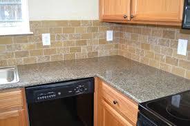 granite tile countertop no grout