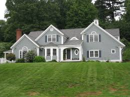 Black House Paint And Black Houses Home Exterior Paint Ideas Image - House exterior paint ideas