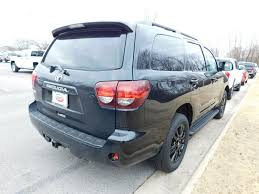 2018 New Toyota Sequoia TRD Sport 4WD at Toyota of Fayetteville ...
