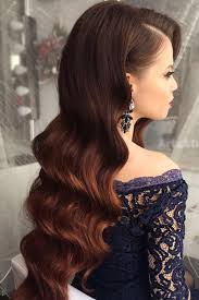 if you think that prom hairstyles down are too simple for such a special event in your life then you should definitely look through our photo gallery