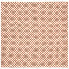 orange area rug hand tufted cotton orange area rug orange area rug 5x8
