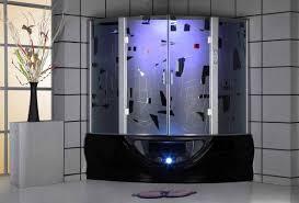 steam shower bath sauna whirlpool hot tub g160b