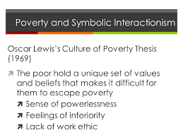 lesson social class and inequality ppt video online  poverty and symbolic interactionism