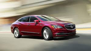 2018 buick lacrosse review