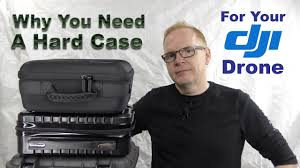 You Really Need a <b>Hard Case for</b> your DJI Drone! - YouTube