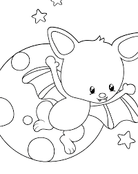 Nothing says halloween like a big, orange pumpkin sitting in the front of your home. Download These Free Halloween Bat Coloring Pages For Kids