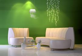 Unique Living Room Wall Decor Simply And Comfy Living Room With Green Walls And Unique