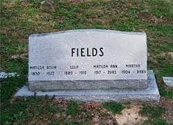 Martha Fields (1904-1904) - Find A Grave Memorial
