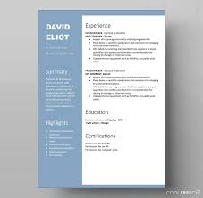 resume templ resume templates examples free word doc