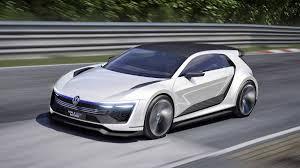 396-hp Golf GTE Sport hybrid concept is a carbon-fiber tease ...