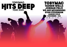 Usa Seating Chart Lubbock Tobymac Hits Deep Tour