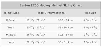Bauer Re Akt 75 Size Chart 8 Best Hockey Helmets 2019 Review Honest Hockey