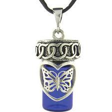 cobalt blue gl erfly keepsake urn