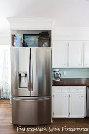 Kitchen Appliances On Credit Fishermans Wife Furniture Diy Kitchen Reveal Update