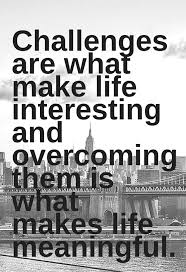 Challenges Inspirational Quotes About Life Faith Hope And Mesmerizing Challenges Quots