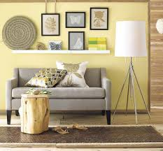 yellow living room furniture.  living yellow living room chairs leather accent chair art picture wood  table lamp metal flower pillow for yellow living room furniture