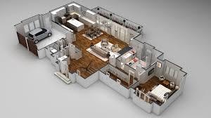 floor plan 3d. Floor Plan 3d D