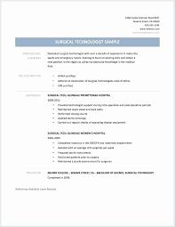 Nail Technician Resume Sample Nail Tech Resume Sample Elegant 60 Unique Surgical Tech Resume 40